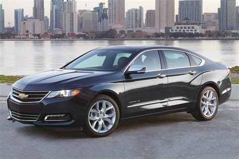 2017 chevrolet impala pricing for sale edmunds