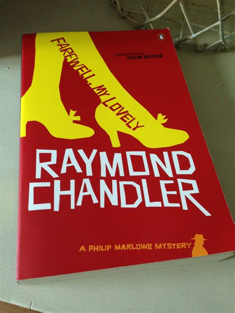 My Lovely A With farewell my lovely by raymond chandler book review jacquiwine s journal