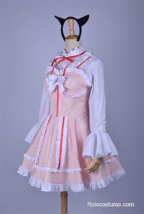 Ruri Dress oreimo gokou ruri pink dress