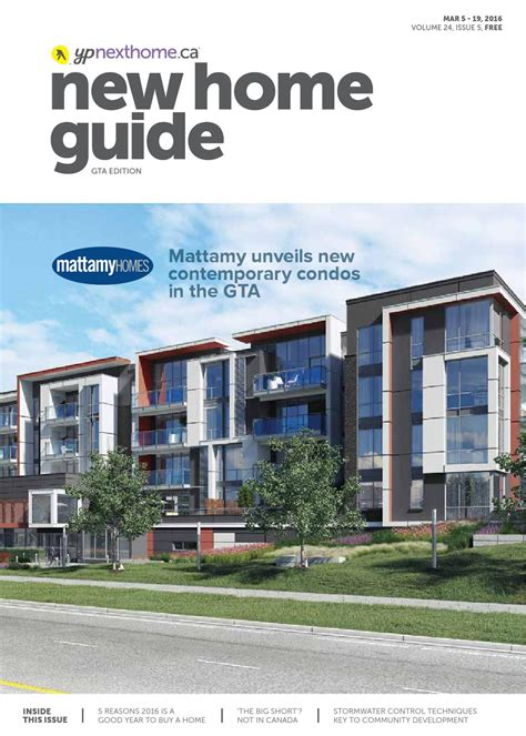 gta new home guide mar 5 2016 by yp nexthome issuu