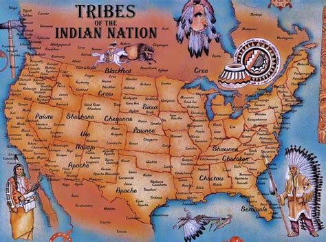 american tribes map lewis and clark american tribes map search activities hr the
