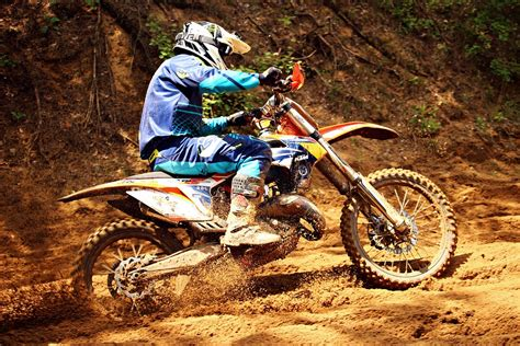 Dirtbike Motocross Ride 183 Free Photo On Pixabay