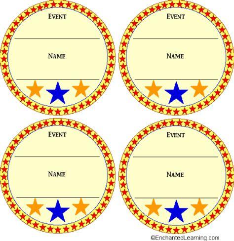 imagenes medallas infantiles medallas para ni 241 os de infantil imagui