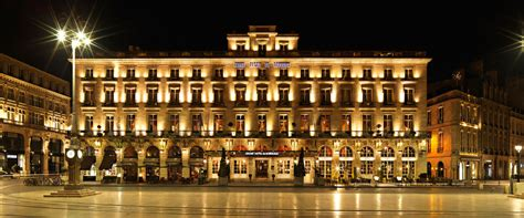 hotel in intercontinental bordeaux le grand h 244 tel luxury hotel