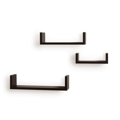 shop danya b 16 75 in wood wall mounted shelving at lowes