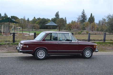 bmw california california 73 bmw 2002tii stock ready for restoration