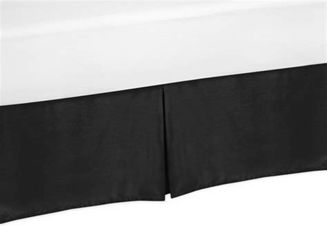 black and white bed skirt black queen bed skirt for black and white chevron bedding