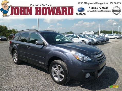 subaru outback carbide gray 2014 carbide gray metallic subaru outback 2 5i limited