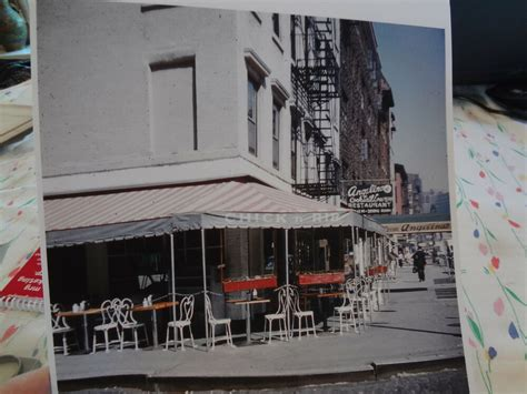color cafe greenwich 1963 greenwich outdoor cafe new york city nyc