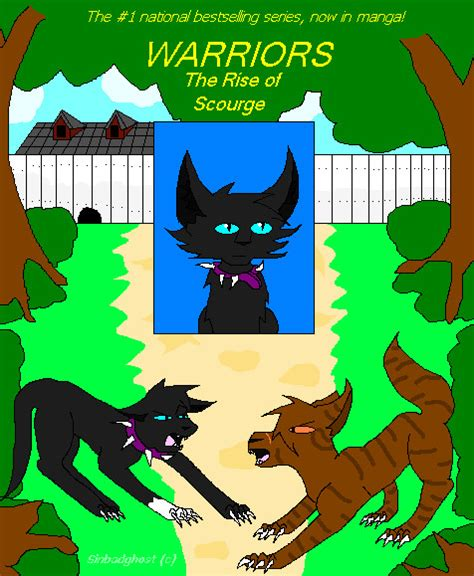 warriors the rise of scourge scourge warrior cats book www imgkid the image kid