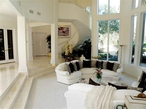 travertine living room traditional living room with sunken living room