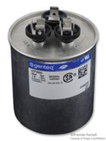 genteq capacitor 97f9899 97f9899 genteq capacitor motor run 35 uf gem iii 97f9000 series 440 vac newark