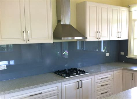glass splashbacks persian blue glass splashback with upstands splashbacks
