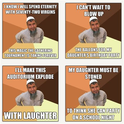 Ordinary Muslim Man Meme - ordinary muslim man meme