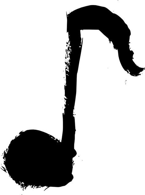 4 Grunge Music Symbol (PNG Transparent) | OnlyGFX.com