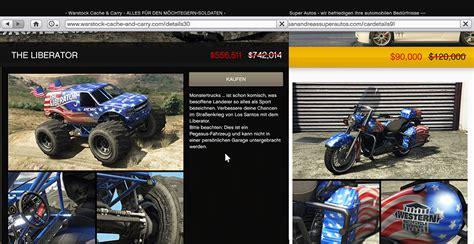 Gta 5 Online Motorrad Kleidung by Gta 5 Online Independence Day Dlc Jetzt Live Vagner