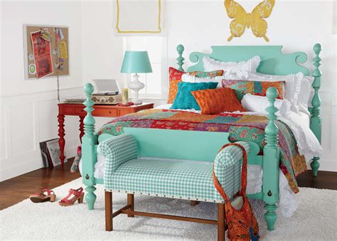 boho chic bedroom ethan allen