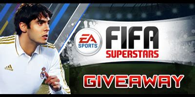 Fifa Giveaway - fifa superstars giveaway
