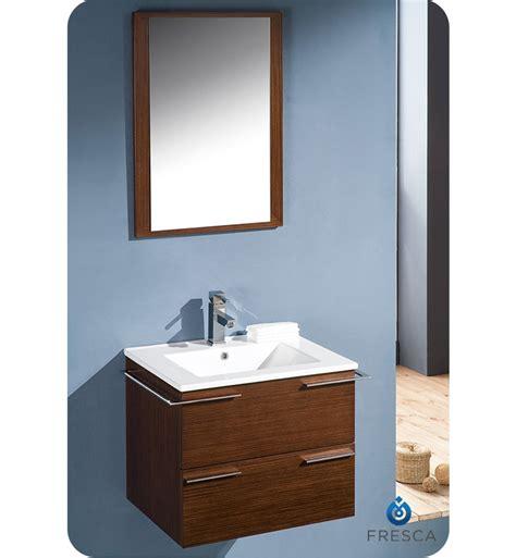 fresca fvn8114wg cielo 27 quot modern bathroom vanity with