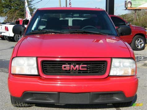 gmc sports car 2000 gmc sonoma sls sport regular cab in fire red photo 6