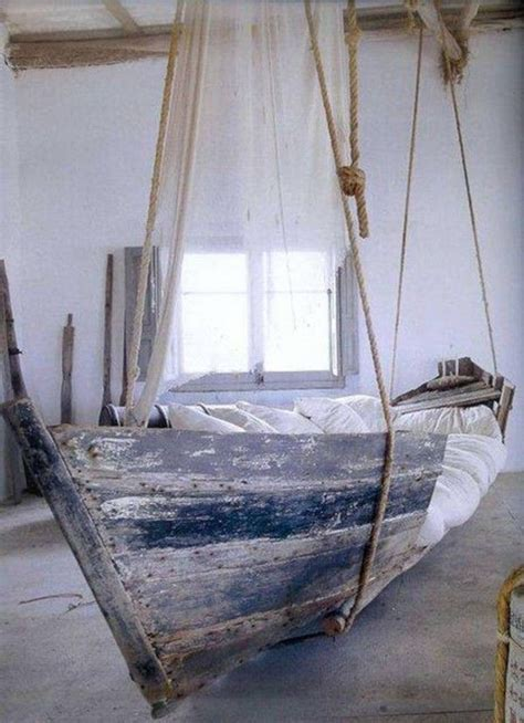 boat bed hanging boat bed what s your style pinterest