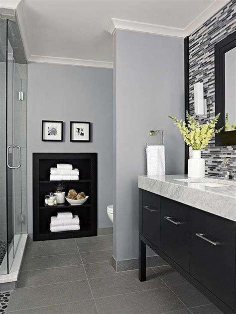 arredare con il grigio oltre 25 fantastiche idee su arredamento da bagno grigio