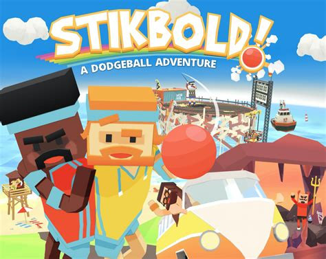 Ps4 Game Giveaway - psu stikbold a dodgeball adventure ps4 game giveaway playstation universe