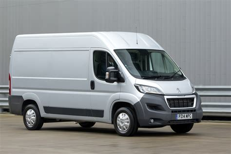 peugeot boxer peugeot boxer review vansdirect