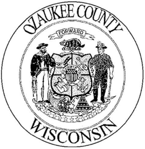 Ozaukee County Court Records Ozaukee County Wisconsin Familypedia