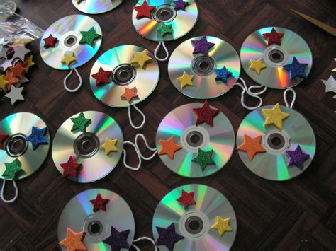 cd crafts for my one room schoolhouse crafting lesson cd