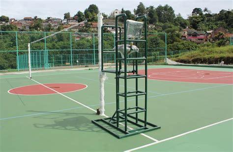Kursi Wasit Tenis jual perlengkapan olahraga bulutangkis badminton