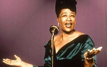 Ella Fitzgerald Swing - ella fitzgerald celebrating the standard bearer of swing