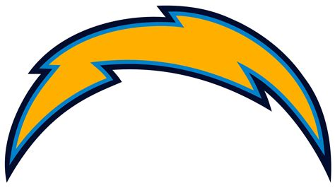 los angeles chargers logo   cliparts