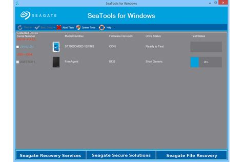 seagate seatools review   hd testing tool