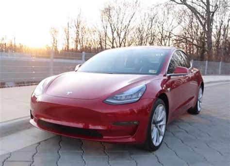 tesla model 3 awd tesla pushes back awd range model 3 to late 2018 car news reviews pricing for new