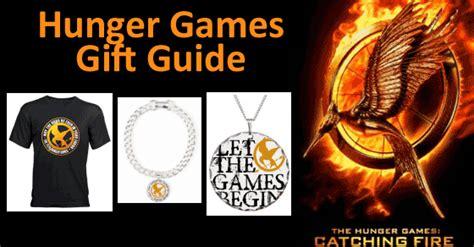 hunger games gift guide