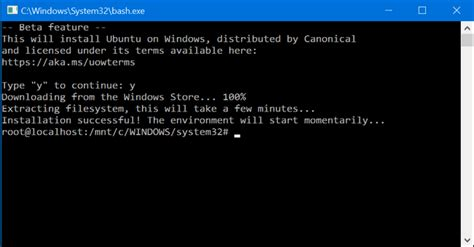 Install Windows 10 Cmd | how to install and use the linux bash shell on windows 10