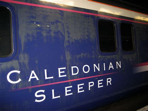 Highland Sleeper by Caledonian Sleeper Review By Solange Berchemin Tripreporter