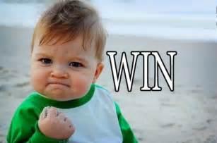 Win Meme Baby - 1480924 jpg