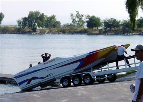 boat launch fails havasu another r mishap