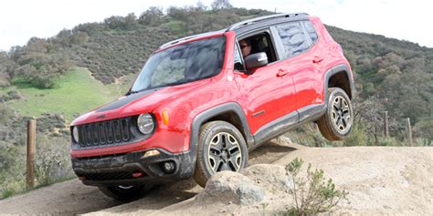 Jeep Renegade Road Drive 2015 Jeep Renegade Road
