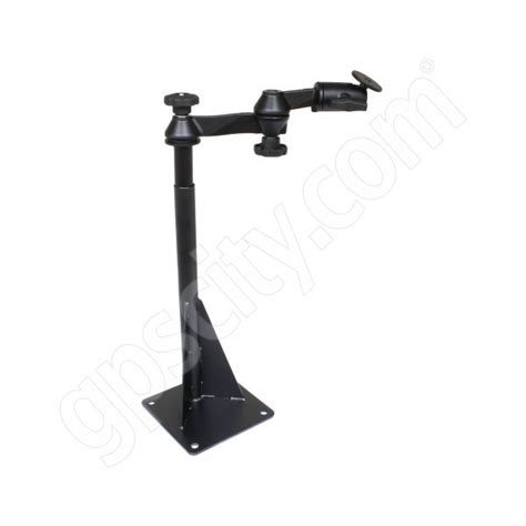 Swing Arm L Base by Ram Mount Universal Vehicle Mount Base With Dual Swing Arm