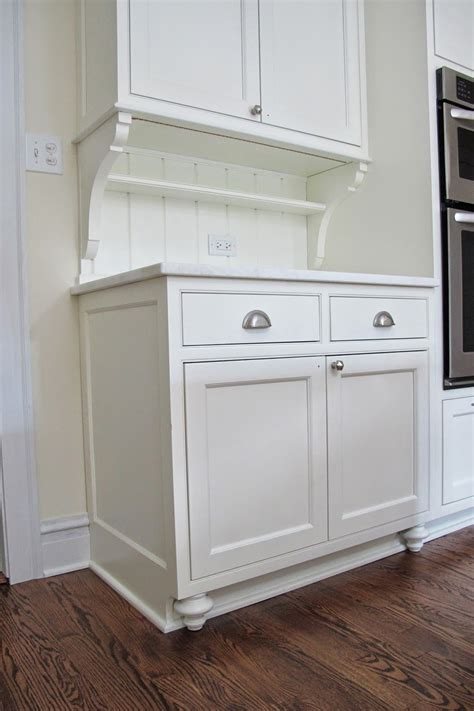 kitchen cabinets with feet i love the little quot feet quot that make the cabinet look like