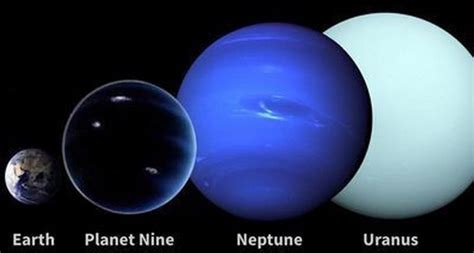 Planet Nine by Then Vs Now How The Debate A Distant Planet In The