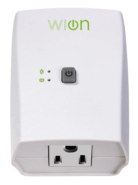 light switch timer wifi wion 50050 indoor wi fi outlet wireless switch
