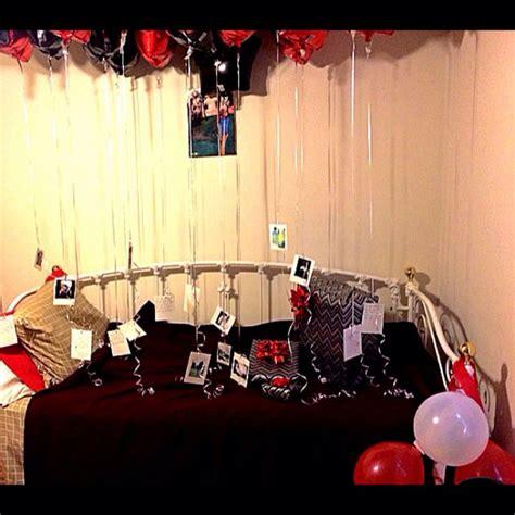 18th birthday surprise for my boyfriend boyfriend