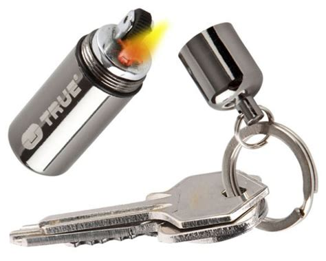Always Find Your With The Led Keyring Shiny Shiny by Handy Stash Keyring With Lighter Geekextreme