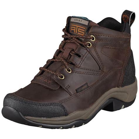 ariat waterproof boots s ariat 174 terrain h2o waterproof boots 282341