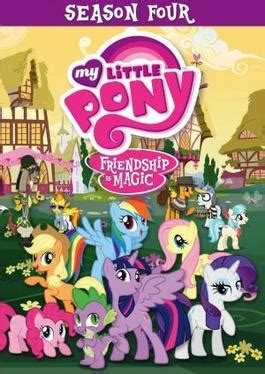 my little pony friendship is magic season 4 ep1 my little pony friendship is magic season 4 wikipedia