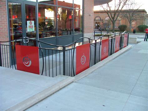 nauhuri restaurant patio fence neuesten design kollektionen f 252 r die familien